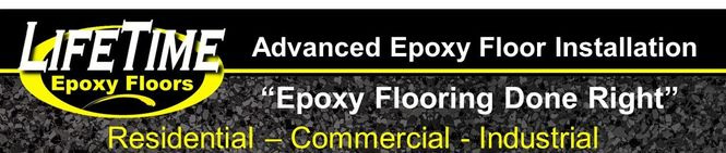 Lifetime Epoxy Floors